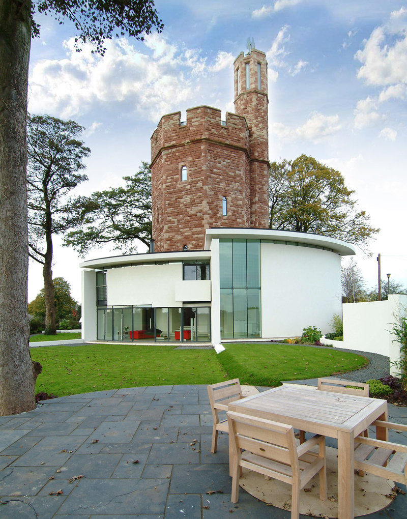 Water Tower Home Lymm Water Tower